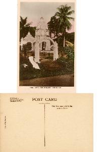 Hindu Temple, San Fernando, Trinidad, B W I